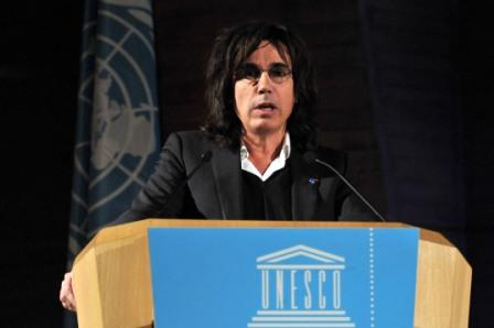Mr Jean Michel Jarre during the ceremony.jpg